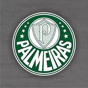 Quadro Decorativo de Times Futebol - Palmeiras - Mdf 3mm