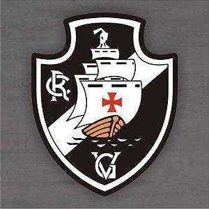 Quadro Decorativo de Times Futebol - Vasco - Mdf 3mm
