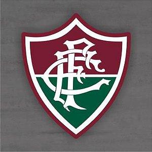Quadro Decorativo de Times Futebol - Fluminense - Mdf 3mm
