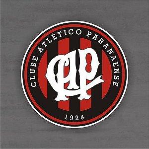 Quadro Decorativo de Times Futebol - Atlético Paranaense CAP - Mdf 3mm