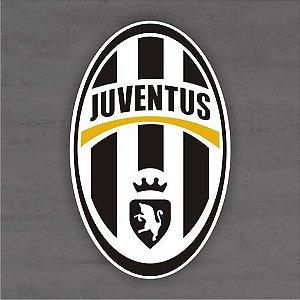 Quadro Decorativo de Times Futebol - Juventus - Mdf 3mm