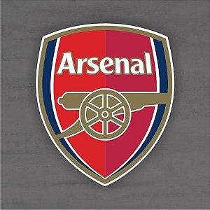 Quadro Decorativo de Times Futebol - Arsenal - Mdf 3mm