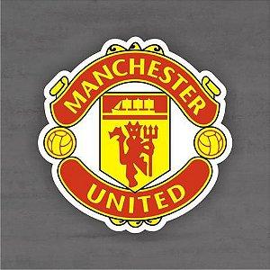 Quadro Decorativo de Times Futebol - Manchester United - Mdf 3mm