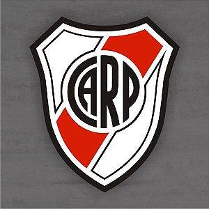 Quadro Decorativo de Times Futebol - River Plate - Mdf 3mm