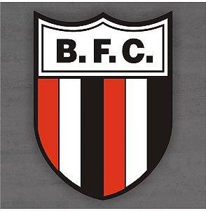 Quadro Decorativo de Times Futebol - Botafogo SP - Mdf 3mm
