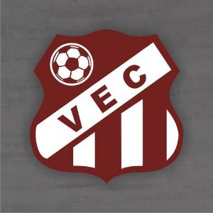 Quadro Decorativo de Times Futebol - VEC - Mdf 3mm
