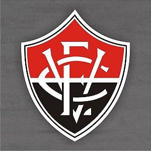 Quadro Decorativo de Times Futebol - Vitória - Mdf 3mm