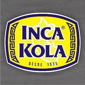 Quadro Decorativo de Bar - Inca Kola - Mdf 3mm