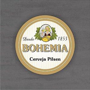 Placa Decorativa - Bohemia - Medida 33x33cm