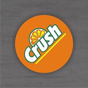 Placa Decorativa - Crush - Medida 33x33cm