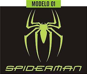 Adesivo Decorativo Brilha No Escuro - Spider Man