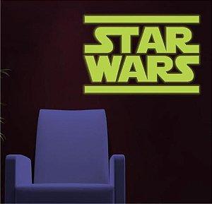 Adesivo Brilha No Escuro - Star Wars - Fosforescente