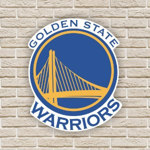 Quadro Decorativo Golden State Warriors Nba Basquete