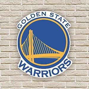 Quadro Decorativo Golden State Warriors Nba Basquete