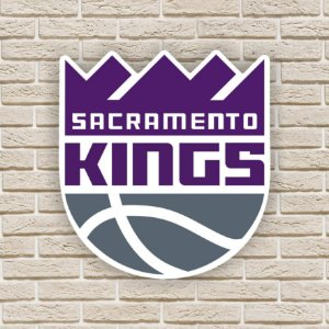 Quadro Decorativo Sacramento Kings Nba Basquete