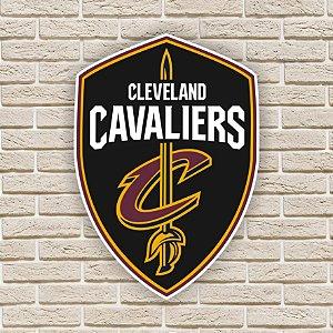 Quadro Decorativo Cleveland Cavaliers Nba Basquete