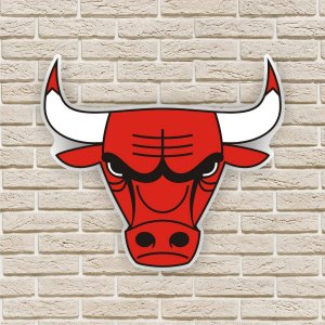 Quadro Decorativo Chicago Bulls Nba Basquete