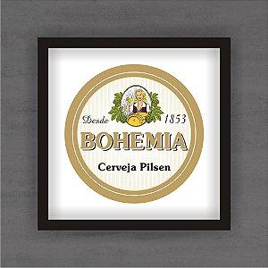 Quadro Decorativo Bohemia Com Moldura