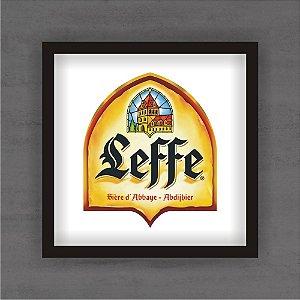 Quadro Decorativo Leffe Com Moldura
