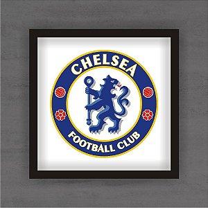 Quadro Decorativo Chelsea Com Moldura
