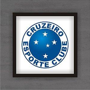 Quadro Decorativo Cruzeiro Com Moldura