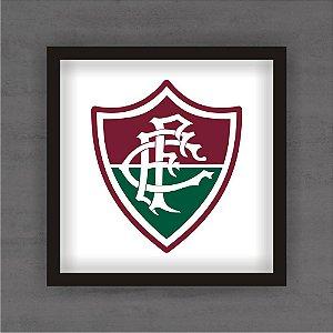 Quadro Decorativo Fluminense Com Moldura