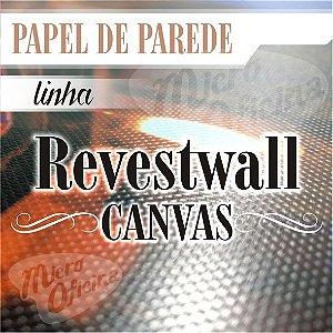 Papel De Parede Texturizado Personalizado Revestwall Canvas