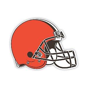Quadro Decorativo NFL Futebol Americano Cleveland Browns