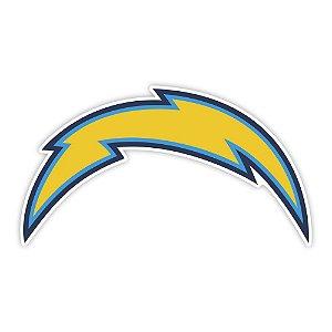 Quadro Decorativo NFL Futebol Americano Los Angeles Chargers