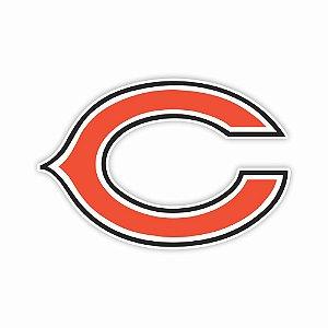Quadro Decorativo NFL Futebol Americano Chicago Bears