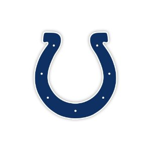 Quadro Decorativo NFL Futebol Americano Indianapolis Colts