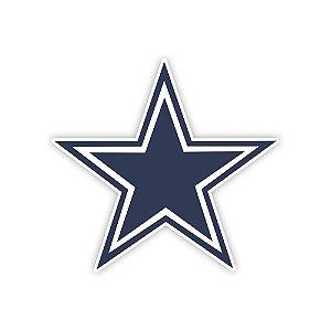 Quadro Decorativo NFL Futebol Americano Dallas Cowboys