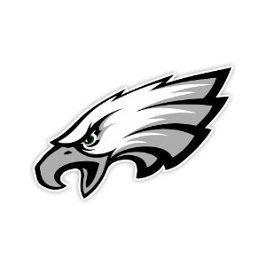 Quadro Decorativo NFL Futebol Americano Philadelphia Eagles
