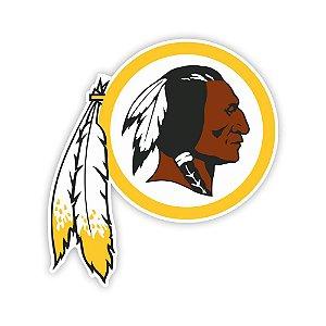 Quadro Decorativo NFL Futebol Americano Washington Redskins