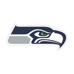 Quadro Decorativo NFL Futebol Americano Seattle Seahawks