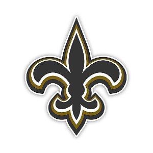Quadro Decorativo NFL Futebol Americano New Orleans Saints