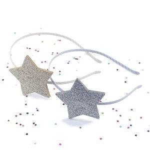 Tiara Star G Glitter - 2 Cores