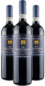 Kit Il Conventino Vino Nobile di Montepulcinao 2010 2011 2012