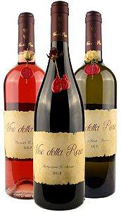 Kit Vino Della Rosa