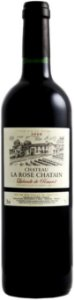 Château Altimar La Rose Chatain 2016