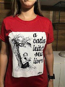 A CADA LEITOR SEU LIVRO