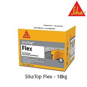 Sika Top Flex Caixa 18kg