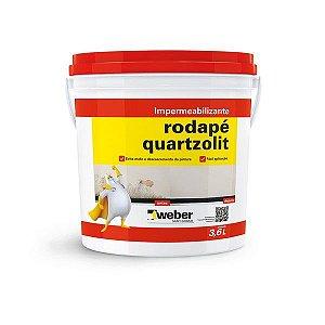 Rodapé Quartzolit - 3,6L