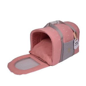 BOLSA TRANSPORTE MAGIC LAND ROSA - Woof