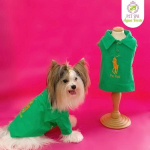 CAMISA POLO PET CLUB