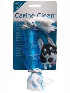 BRINQUEDO MASTIGÁVEL COM CORDA - Canine Clean