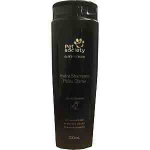 Shampoo pelos claros para cães e gatos - Hydra Pet Society
