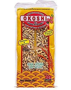 Barra de arroz integral 200g - Okoshi