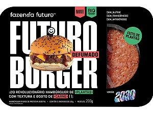 Futuro Burger 2030 Defumado 230g - Fazenda Futuro