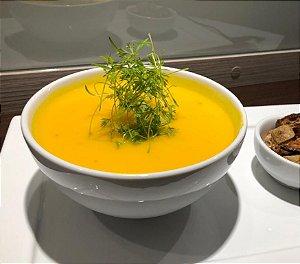 Sopa de Mandioquinha com Batata Doce 350g - SEEdS